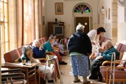 Anziani Betlemme