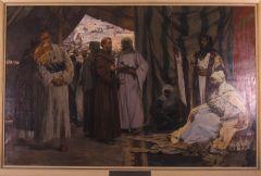 francesco e sultano
