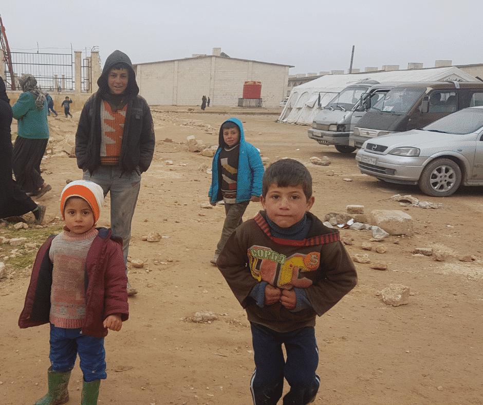 Aleppo bambini