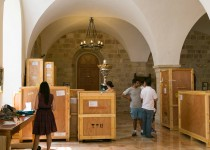 The Treasure of the Holy Sepulchre returns to Jerusalem after the Versailles exhibition
