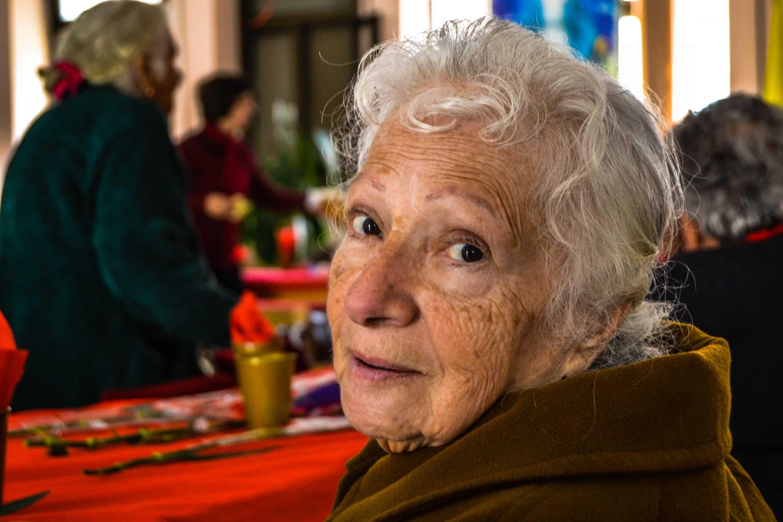 Betlemme assistenza agli anziani