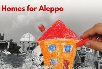 Aleppo homes