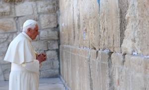 Pope in Holy Land