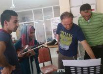 """You will find me in the sound"": il corso di Musicoterapia a Betlemme"