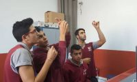 A new technological course of studies at the Terra Sancta School in Bethlehem