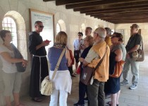 """The voices and experiences of the participants in the first """"pro Terra Sancta"""" pilgrimage"""