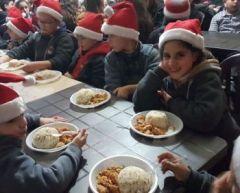 Natale bambini Aleppo