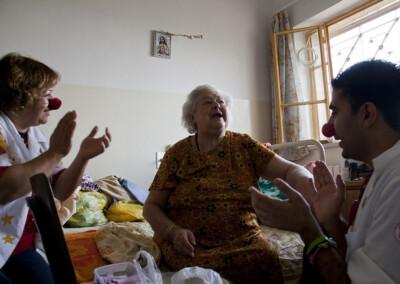 Assistenza sanitaria e aiuto agli anziani (1)