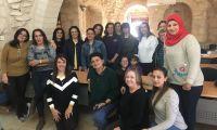 Bethlehem: Die Mütter des heiligen Joseph kehren in die Schule zurück