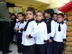 cristiani Gaza