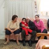 Una famiglia di Betlemme