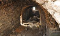 Sabastiya: the Crusaders room is back to its splendor