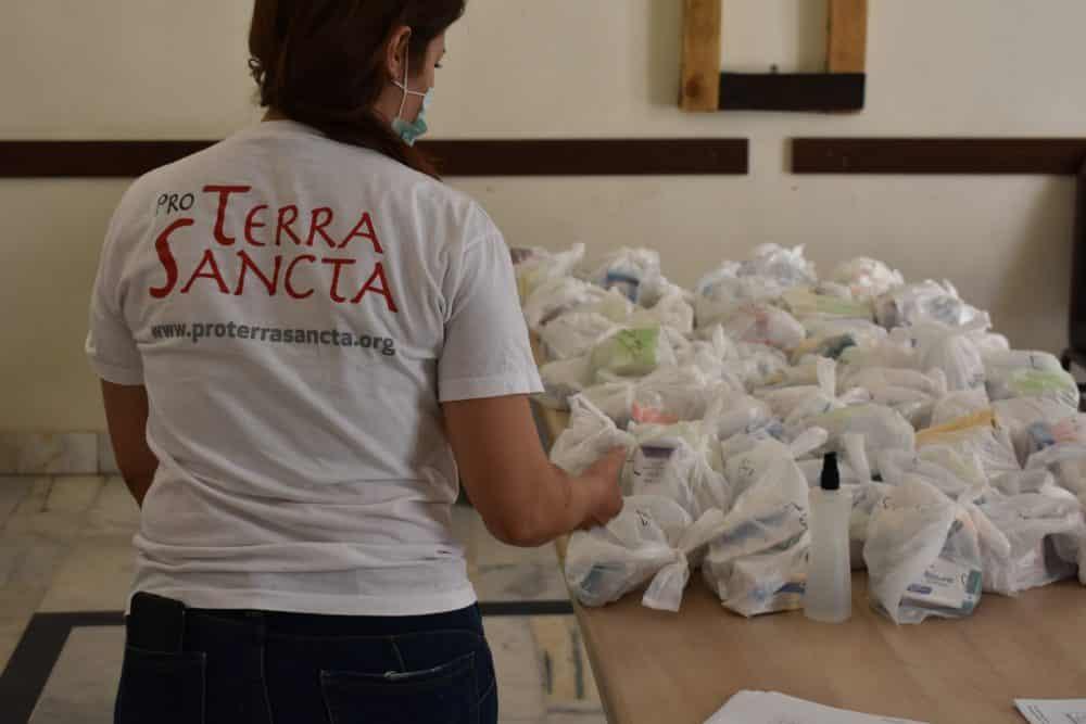 Distribuzione farmaci Siria
