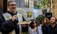 To welcome each one as Jesus himself: Dar al Majus, the new guesthouse in Bethlehem