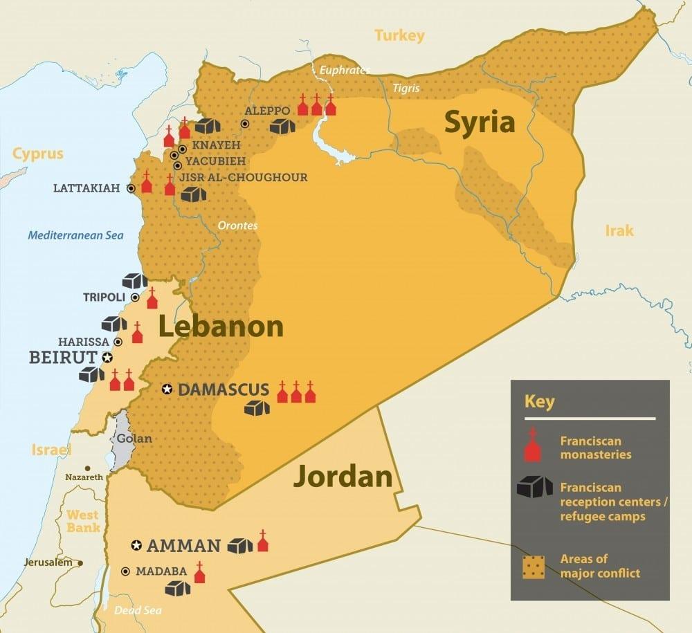 EN mappa Siria