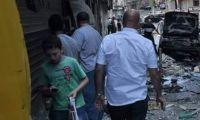 The rising of Aleppo