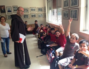 Jordanien: Hilfe für die christlichen Flüchtlinge