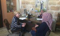 Belén: El nuevo curso de restauración de mosaicos