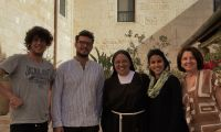 Witnesses from Syria: Sister Iole, missionary of hope in Damascus