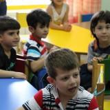 I bambini dell'asilo di Betlemme