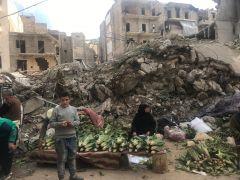 Aleppo context