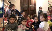 Jerusalem: ein gemütlicher Kindergarten für weniger glückliche Kinder