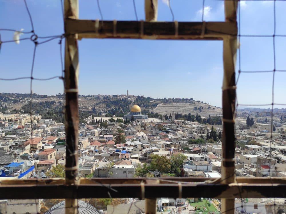panorama Gerusalemme al-aqsa