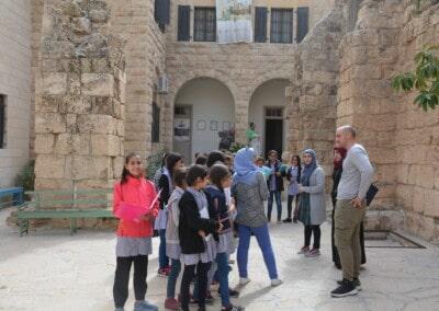 Insieme per custodire la casa di Lazzaro, Marta, Maria (13)