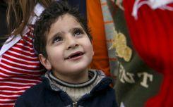 Christmas alongside the sick children of Bethlehem