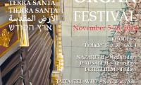 Starting soon the Terra Sancta Organ Festival