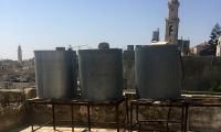 Clean water for the needy families of Bethlehem