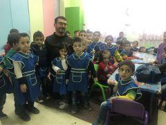 accoglienza Siria