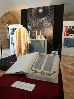 Bible exhibition