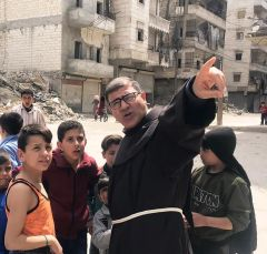 Firas Lutfi Aleppo