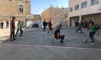 Musica, gioco e tanta voglia di pace. La Nazionale Italiana Cantanti a Gerusalemme