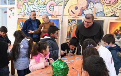Tommaso Saltini, Direttore Generale di Pro Terra Sancta, in Libano e in Siria durante la Pasqua. Ecco il suo racconto di viaggio.