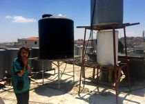 """Deseo de agua"": Contra la emergencia hídrica en Belén"