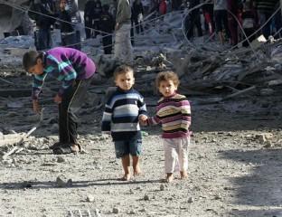 Emergency relief in Gaza