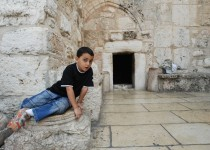 Betlemme e i bambini di Terra Santa