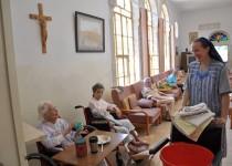 Betlehem und die Alten des Heiligen Landes