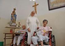 Belén y los ancianos de la Tierra Santa