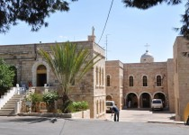 Bethlehem and the elderly from the Holy Land