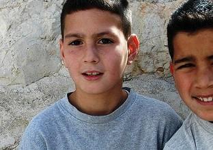 Sponsor a child in Bethlehem