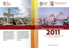 Bilancio sociale 2011 ATS pro Terra Sancta