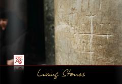 copertina Living Stones