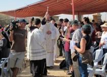 Fanziskaner im Heiligen Land