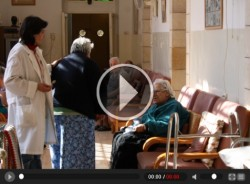 The elderly people of Bethlehem