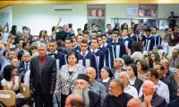 Finisce l'anno scolastico: grande festa per i diplomati del Terra Sancta College di Betlemme