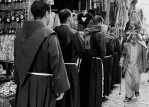 Franciscans in the Holy Land