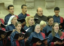 Magnificat, music at the Holy City